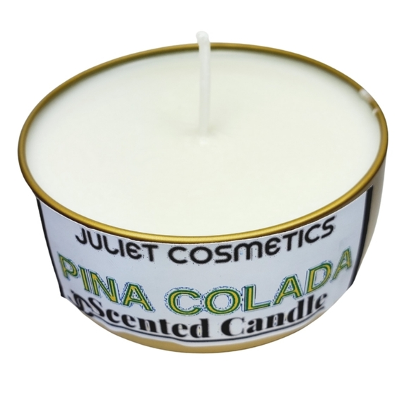 PINA COLADA SCENTED CANDLES